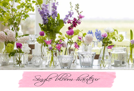 Chic table decor