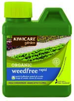 Organic Weedfree Rapid