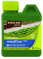 Organic Weedfree Rapid
