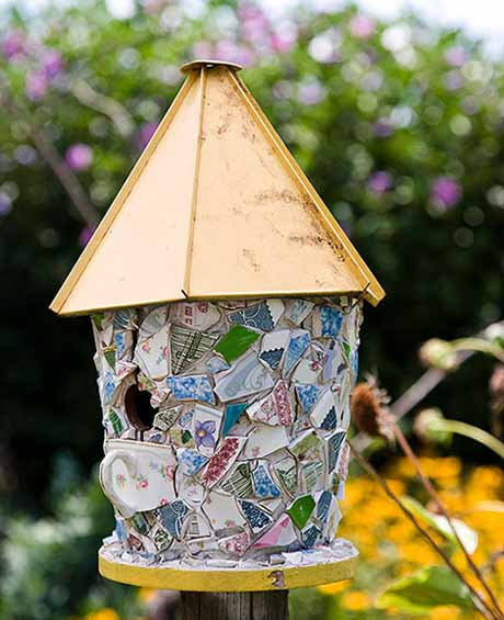 Childrens birdhouse