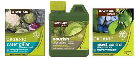 Kiwicare garden products giveaway
