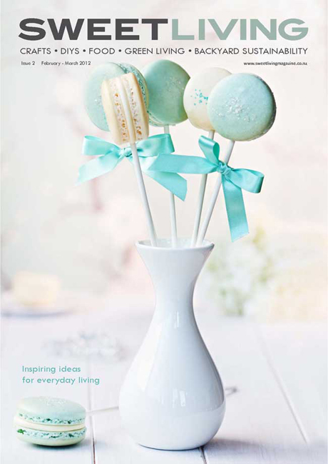 Sweet Living magazine issue 2